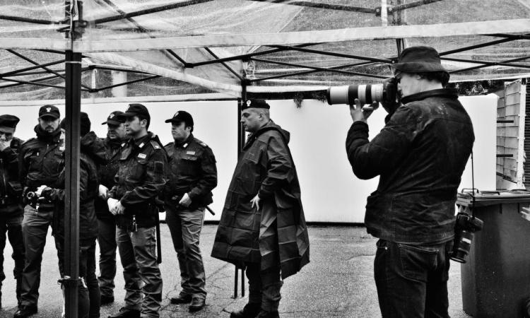 Svelato il calendario Polizia di Stato 2020: scatti del fotografo Paolo Pellegrin