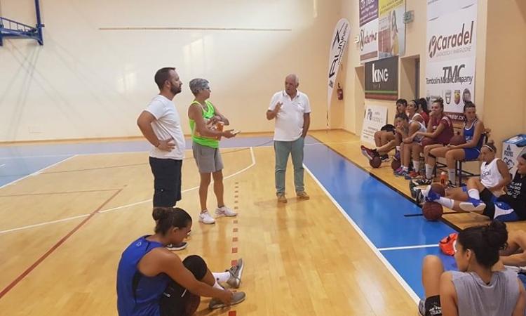 """Feba Civitanova Marche, inizia la preparazione. Coach Scalabroni: """"Sarà un anno importante"""""""