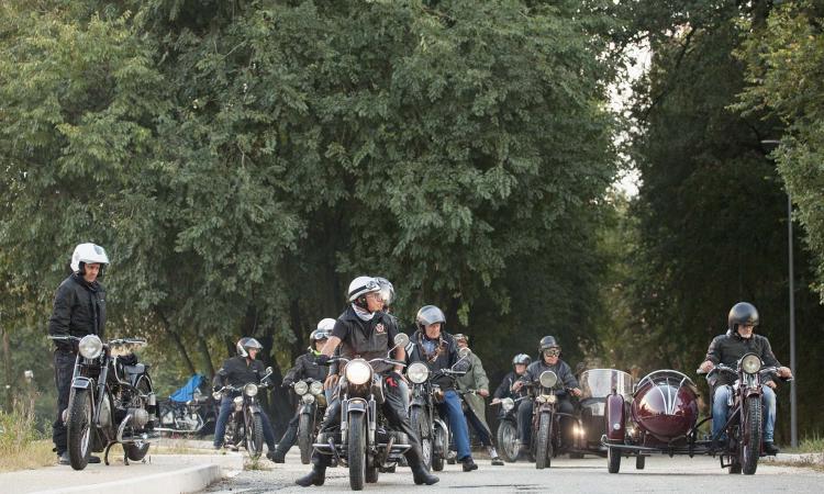 CAEM/Scarfiotti: si riparte con l'evento motociclistico del Chienti e Potenza