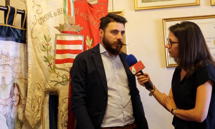 """""""2016-2019, Tre anni dopo"""". Belforte, Vita: """"Tutti insieme dobbiamo fare la voce grossa sulla ricostruzione"""" (FOTO E VIDEO)"""