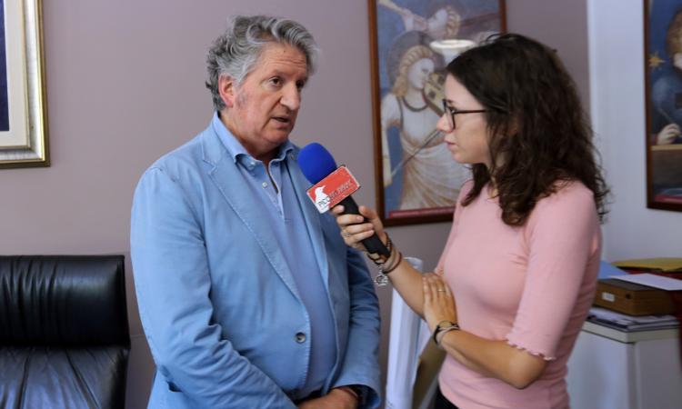 """""""2016-2019, Tre anni dopo"""". Tolentino, Pezzanesi: """"Combattiamo ogni giorno contro un mostro chiamato burocrazia"""" (FOTO E VIDEO)"""
