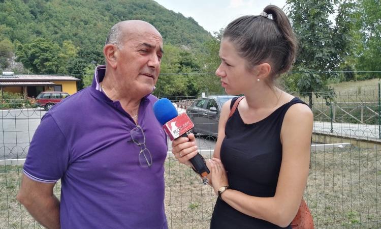 Monte Cavallo, arrivano i fondi per l'eliminazione del rischio esondazione del fiume Chienti