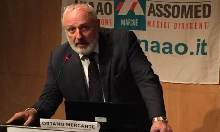 """Test d'ingresso a Medicina, Mercante: """"Il problema sono gli specializzati, non i laureati"""""""