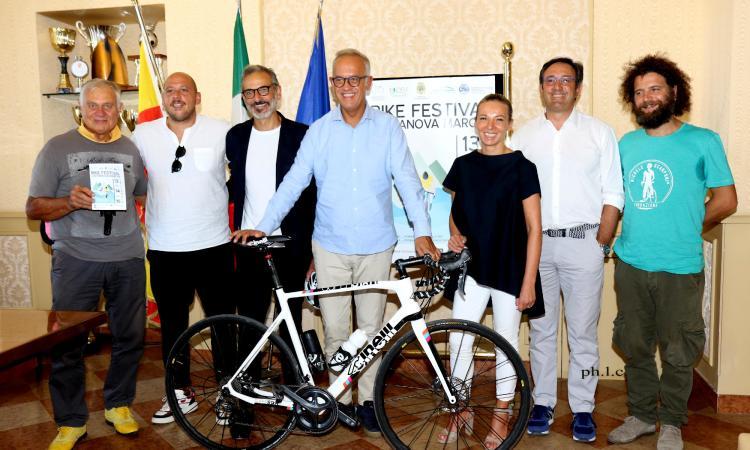Il Bike Festival chiude la ricca stagione estiva civitanovese: tra gli ospiti Marco Scarponi