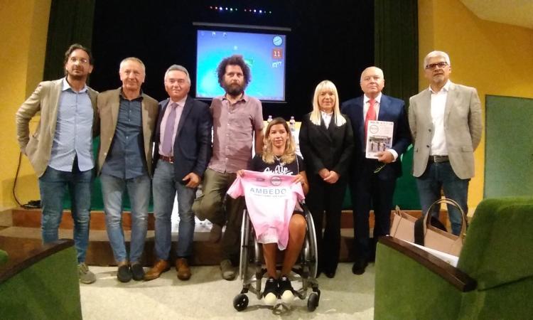 Giro delle Marche in Rosa, prima tappa a San Severino
