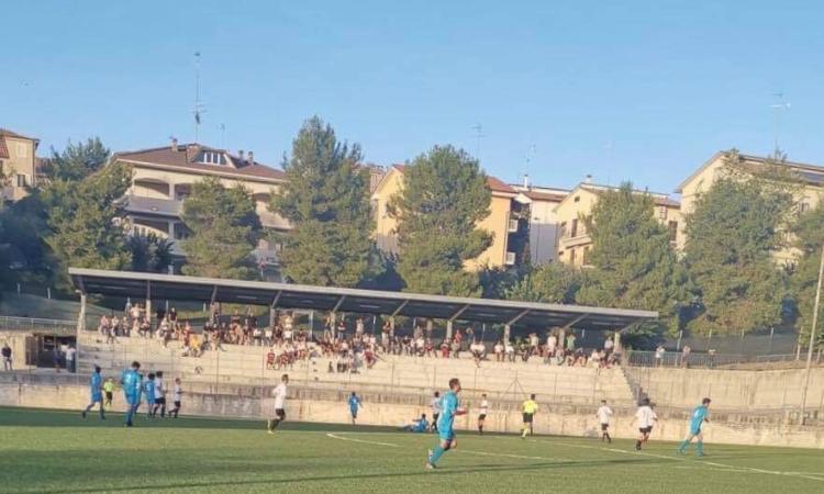 Sangiustese, debutto amaro per la Juniores: sconfitta 3 a 0 dal Tolentino
