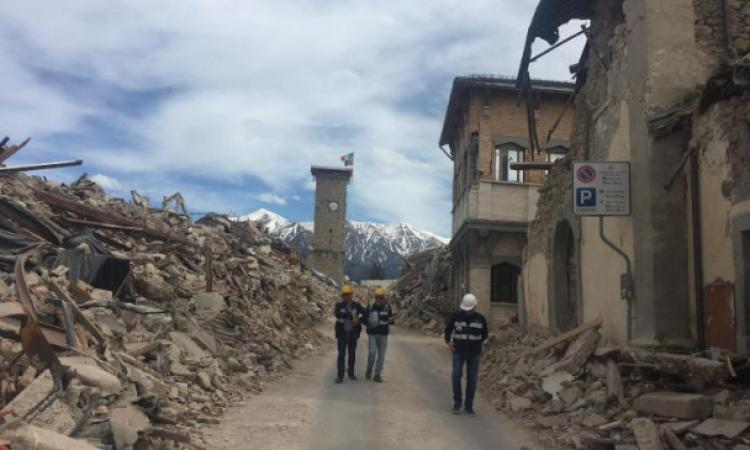 Terremoto: via libera allo stanziamento di altri 345 milioni per l'assistenza agli sfollati