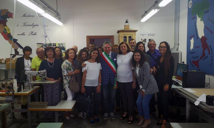 Cuba e Tolentino mai così vicine: visita agli imprenditori del Consorzio Mastri Pellettieri e della Fabbrica Ideale
