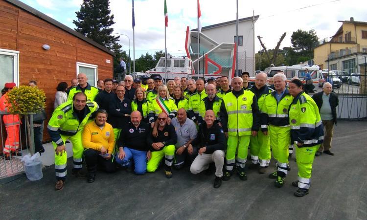 """San Severino,  """"Io non rischio"""": sabato e domenica i  volontari della Protezione Civile in piazza"""
