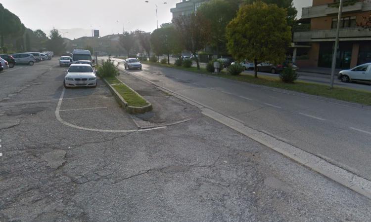 Tolentino, lunedì 12 al via i lavori in via Pietro Nenni