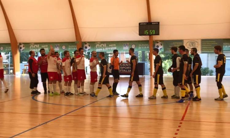 Calcio a 5, il Borgorosso Tolentino si rialza e batte il Potenza Picena: vittorie anche per le squadre giovanili