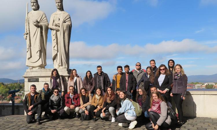 Vino, beni culturali e turismo: l'Università di Macerata vola in Ungheria (FOTO)