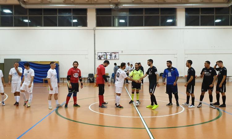 Calcio a 5, il Bayer Cappuccini ritorna alla vittoria: netto 7-1 al Monteluponese