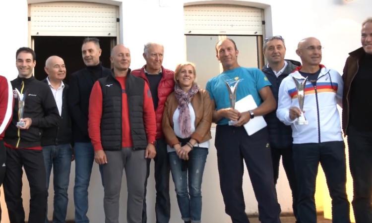 Porto Recanati, Alberto Feliciotti vince il Campionato Regionale Veterani over 60 di tennis