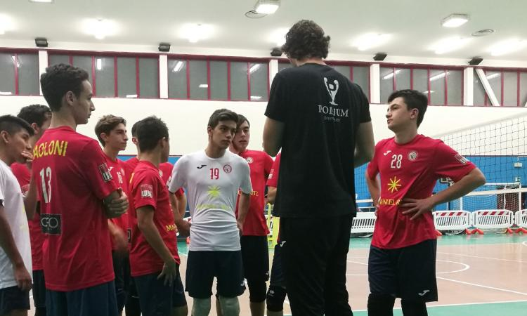Under 16: il Volley Macerata Verde espugna Morrovalle all'esordio