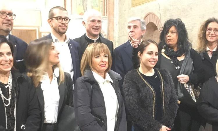 """Tolentino, il Rotary club in aiuto della Casa famiglia """"Papa Giovanni XXIII"""""""