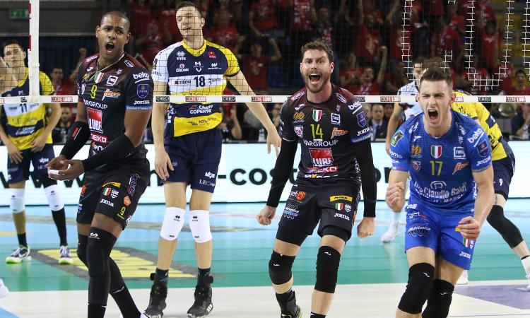 La Lube è una meraviglia: settima vittoria in fila contro Modena (FOTO)