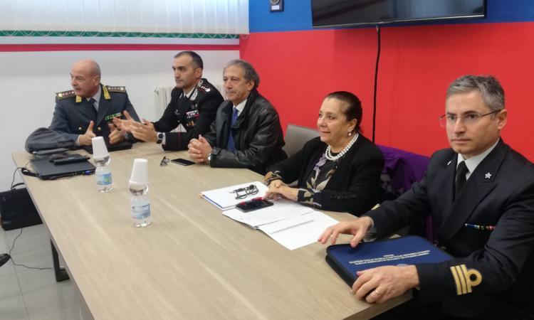 Comitato per l'Ordine e la Sicurezza Pubblica a Civitanova: focus sull'Hotel House di Porto Recanati