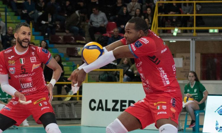 Superlega, la Lube sfida in trasferta Vibo Valentia: come seguirla in tv