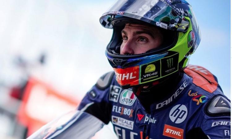 Moto 2, a Brno gara da incubo per Baldassarri: chiude ventiduesimo