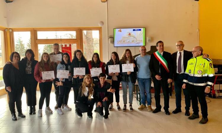 Premi al merito per i migliori studenti ginesini (FOTO)