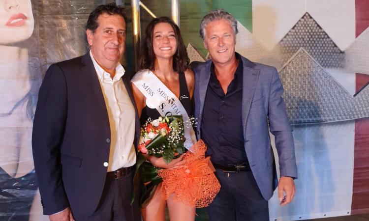 Visita a sorpresa dell'attore Savino Marè a San Ginesio