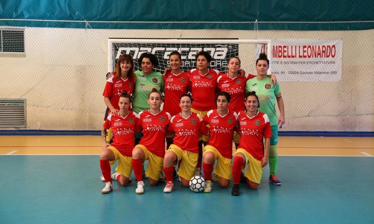Calcio a 5, Civitanova Dream Futsal travolto nel derby contro Chiaravalle