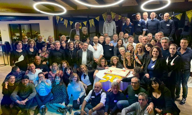 Treia, grande festa per i cinquantenni