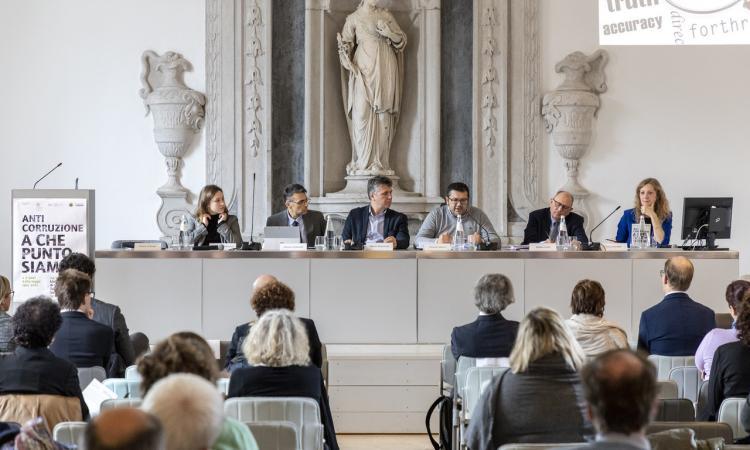 Il Direttore Generale Unicam tedesco allo IUAV di Venezia per parlare di anticorruzione