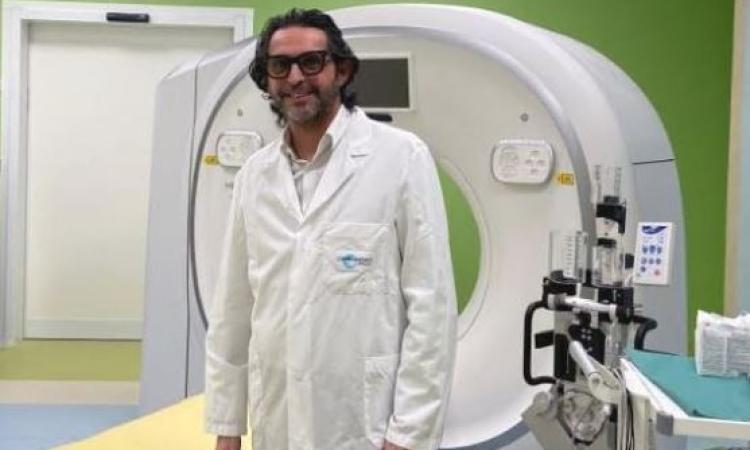 """Una """"Tac"""" rivoluzionaria al Centro medico Blugallery di San Severino"""
