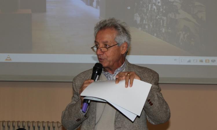 """Presentazione del nuovo libro di Marco Moroni """"Recanati in età moderna"""""""