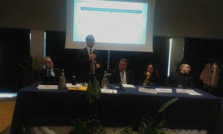 """Civitanova, """"Codice della crisi d'Impresa e dell'insolvenza"""": focus sul tema di Confindustria e commercialisti"""
