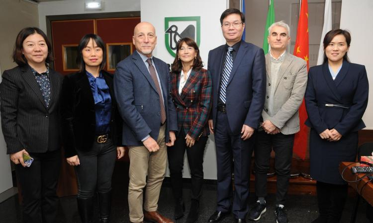 Professionalità sanitarie, accordo tra Regione Marche ed Istituto della Repubblica Cinese