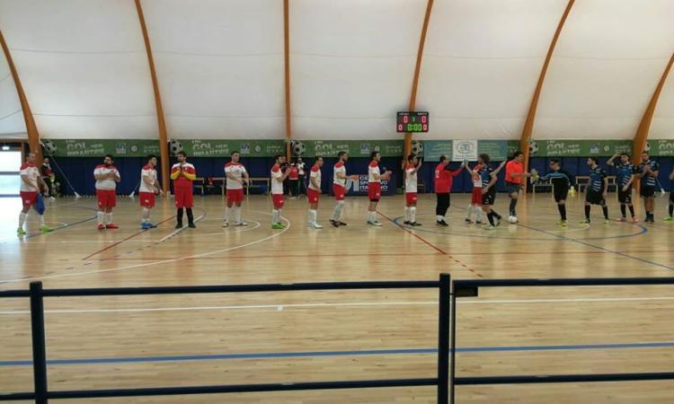 Calcio a 5, Serie C2: il Borgorosso cade pesantemente a Cingoli