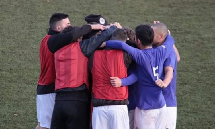 """Il Montefano infila la sesta vittoria consecutiva: decide la """"vipera"""" Mastronunzio"""