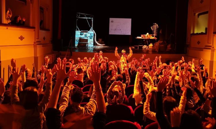 """Montegranaro, iniziano gli appuntamenti  per le famiglie a Teatro del """"Veregra Children Winter"""""""