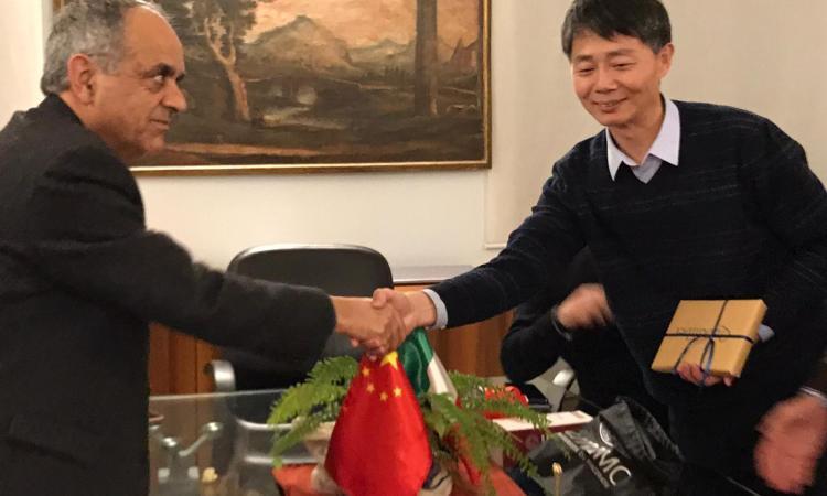 UniMc, nuovo direttore cinese all'Istituto Confucio