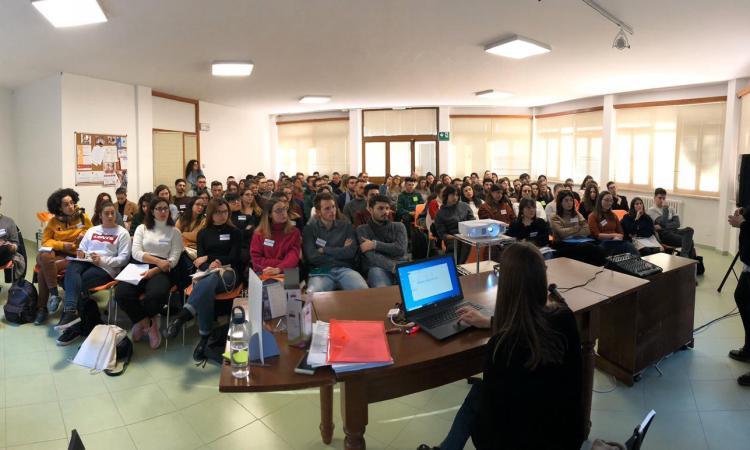 Macerata, Servizio civile universale: primo giorno per gli 80 volontari