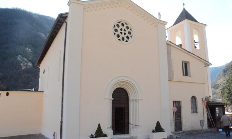 Monte Cavallo, domenica 19 gennaio riapre al pubblico la chiesa di Santa Maria Assunta