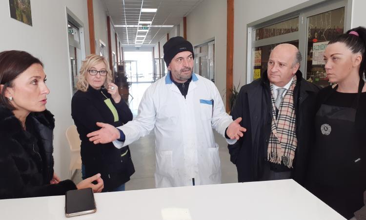 Post-sisma: Alessia Morani all'inaugurazione di un nuovo centro sanitario donato da Avis e privati