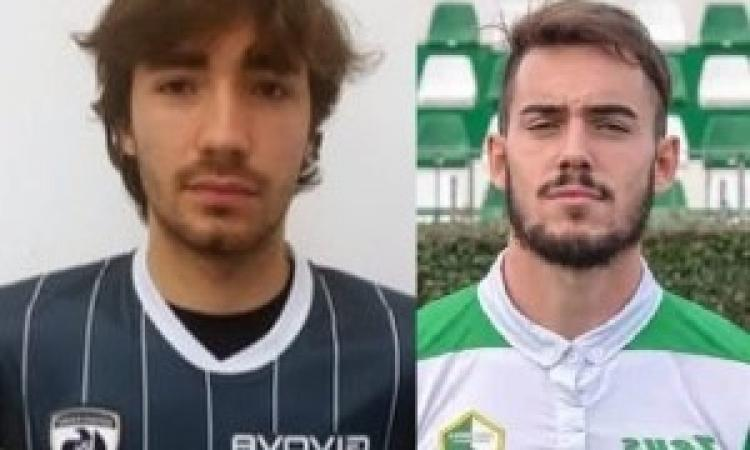 Sangiustese: arrivano Riccardo Pandolfi e Gianmaria Guadagno