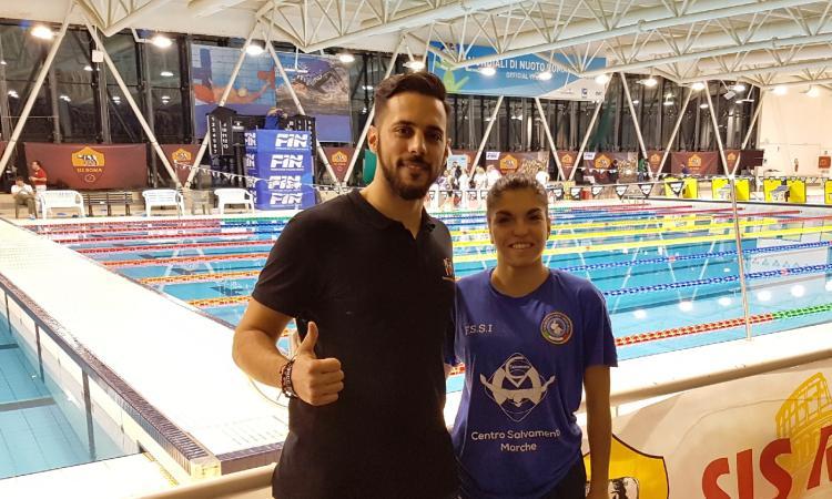 Centro Nuoto Macerata: vittorie, record e podi ai Campionati Italiani per non udenti