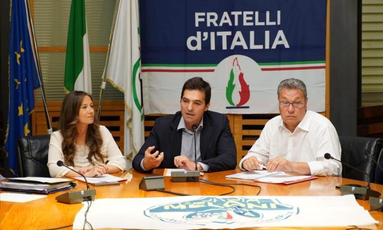 """Regionali Marche, Ciccioli (FdI): """"Francesco Acquaroli è il candidato stabilito"""""""