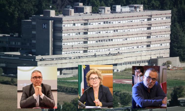 """San Severino, il sindaco incalza la Regione: """"Quale futuro per l'ospedale? Silenzio tombale dopo il Consiglio"""""""