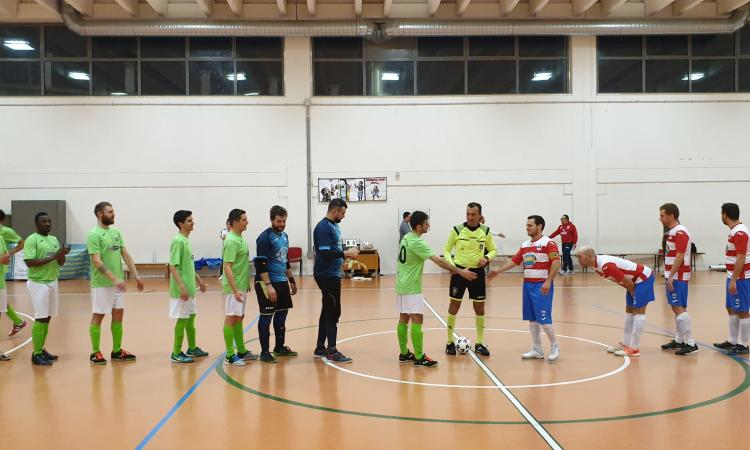 Calcio a 5: un bel Bayer Cappuccini travolge il Vis Concordia Morrovalle