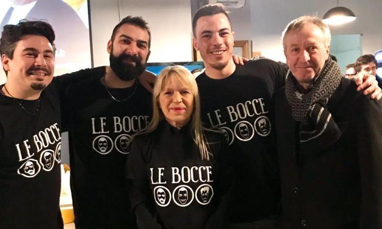 San Severino, nuova gestione per il bar della bocciofila: la scommessa di tre giovani settempedani (FOTO)