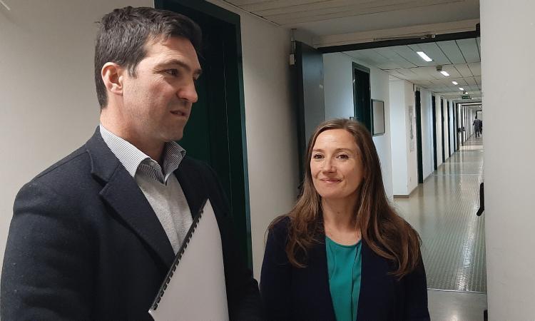 """Acquaroli sulla candidatura alla presidenza della Regione: """"Chiesto un nuovo tavolo nazionale"""""""