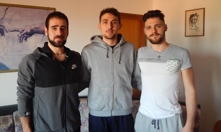 Menghi Macerata: oggi a casa di... Menichetti, Poli e Stella