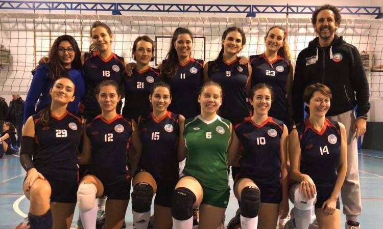 Volley Femminile Csi, il Cus Macerata si conferma protagonista in campionato per il terzo anno di fila
