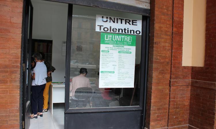 Tolentino,l'Università delle Tre Età compie trent'anni